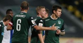 Гранквист назвал трех лучших игроков «Краснодара», с которыми ранее выступал за клуб